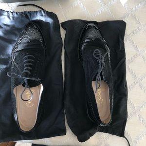 Chanel women's loafers